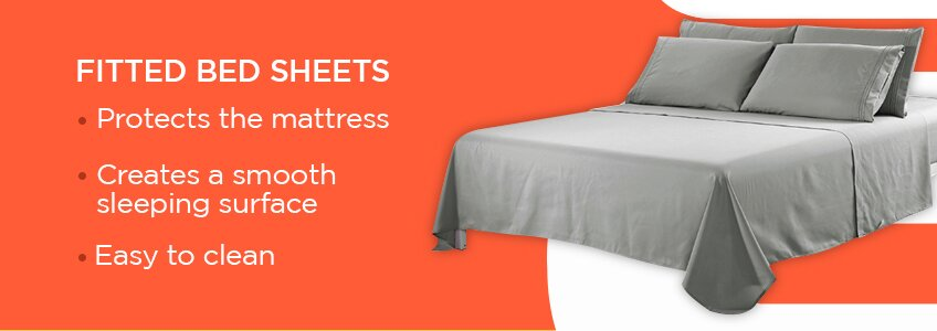 Benefits of Fitted Bed Sheets