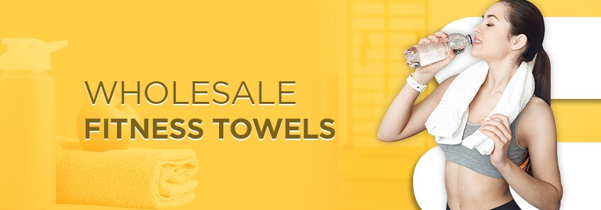 Wholesale Fitness Towels
