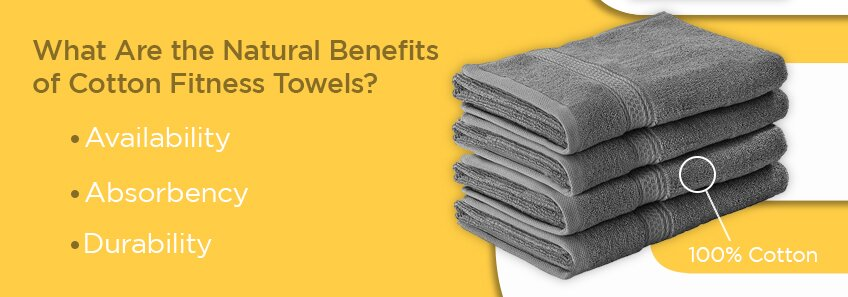 Benefits of Cotton Fitness Towels