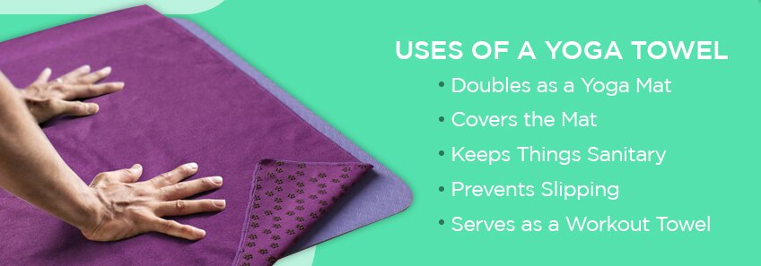 The Uses of a Yoga Towel