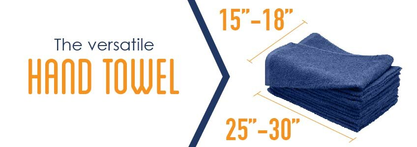 The Towel Size Guide For Choosing The Right Towels Blog