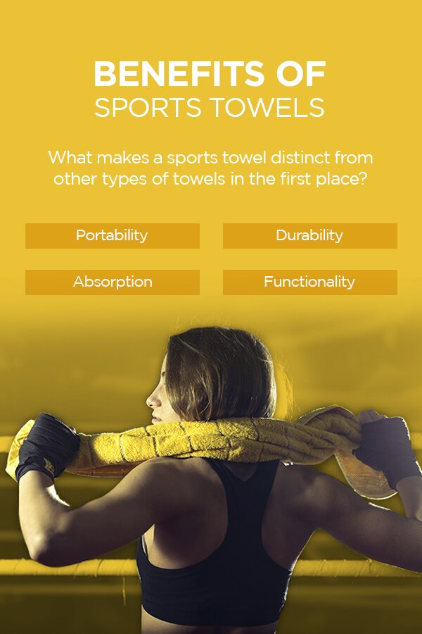 Benefits of Sports Towels