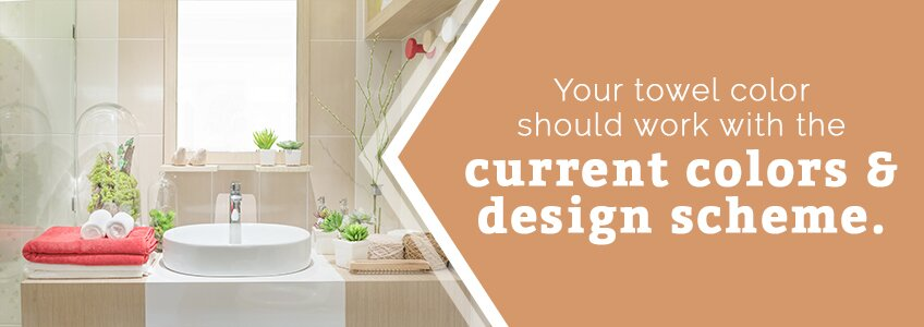Choosing the Right Towel Color for Your Bathroom | Blog on