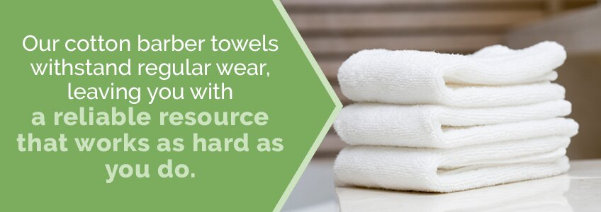 Cotton Barber Towels