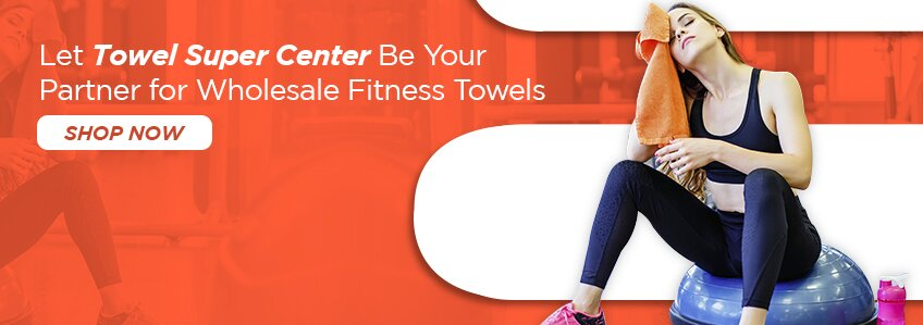 Shop Wholesale Fitness Towels