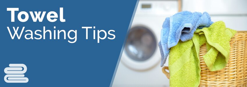 towel washing tips