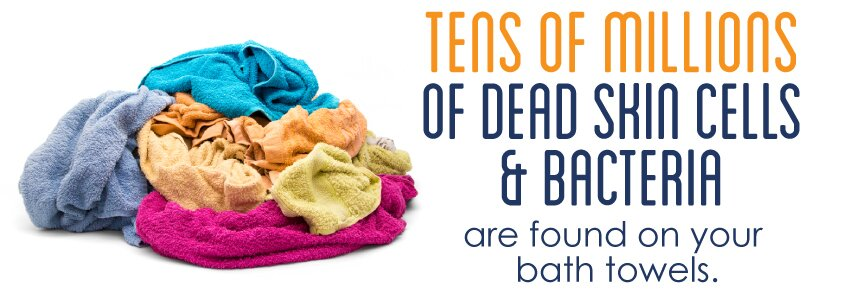 When is it Time for You to Replace Your Towels?