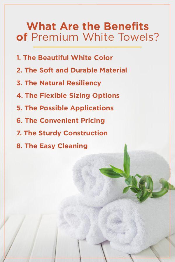24 new white 16x30 premium hand towels gym salon tanning hotel yoga resort style
