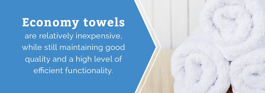economy towel benefits