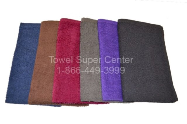 100% Cotton Bleach Proof Wholesale Towels