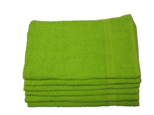 Wholes Lime Green Hand Towels