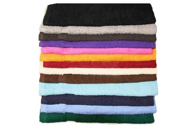 Salon Hand Towel Colors Wholesale