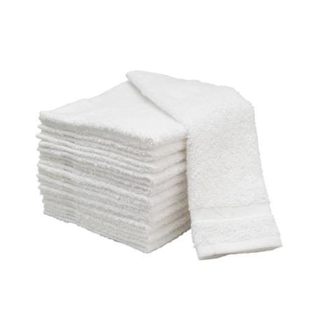 Economy Gym Hand Towels White Wholesale