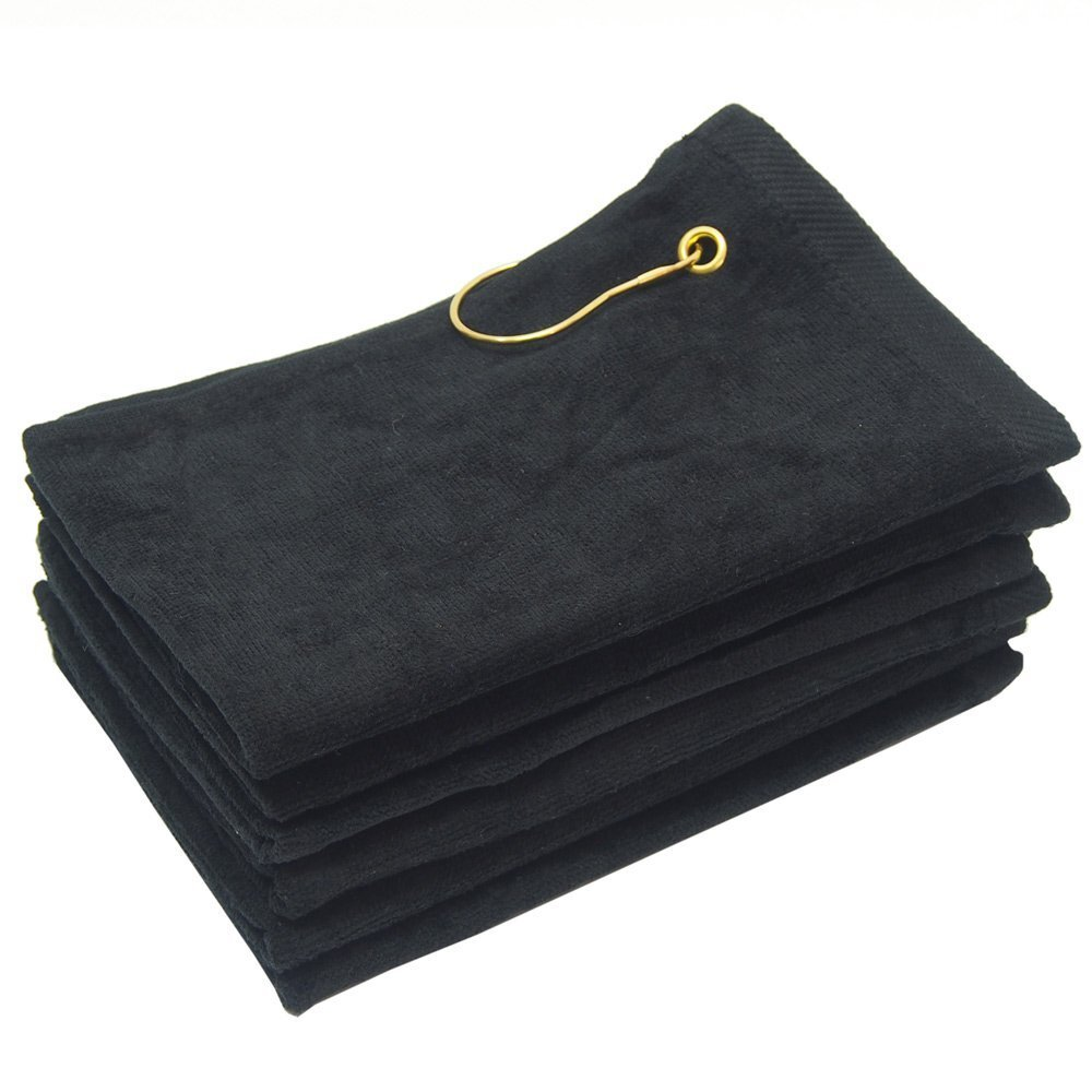 16X26 Wholesale Terry Velour Golf Towel