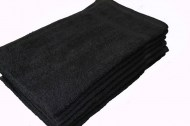 Premium Plus Black Wholesale Towels