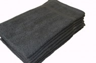 Premium Plus 100% Cotton Wholesale Charcoal Grey Hand Towels