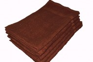 Premium Plus Salon Towels Dark Brown Wholesale