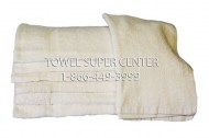 16X30- Premium Plus White Hand towels 100% Cotton