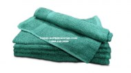Premium 100% Cotton Hunter Green Wholesale Hand Towels