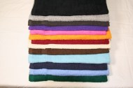 Premium 100% Cotton Wholesale Colored Hand Towels