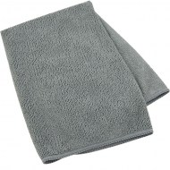 Silver Grey Microfiber Towels Wholesale