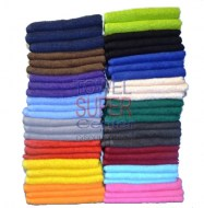 100% Cotton Premium Colors Wholesale Hand Towels