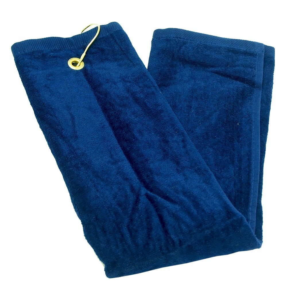 16X26 Wholesale Tri-Fold Golf Towels