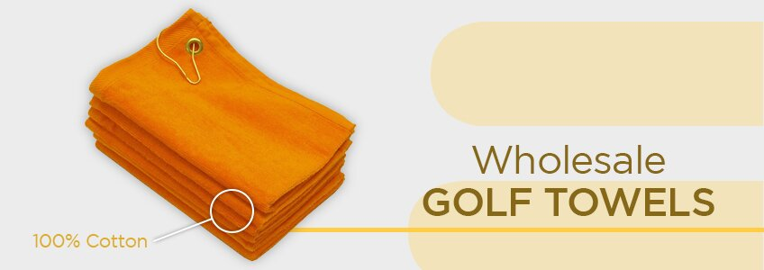 Wholesale Golf Towels