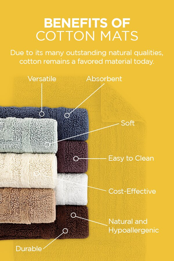 Benefits of Cotton Mats