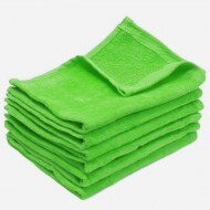 Hunter Green Fingertip Towels Wholesale