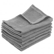 Silver Fingertip Towels Wholesale