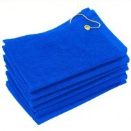 Royal Blue Golf Towels Wholesale