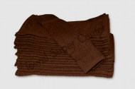 Premium Brown Washcloths Wholesale